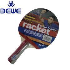 custom table tennis racket china 2018 new high quality custom logo table tennis bat china