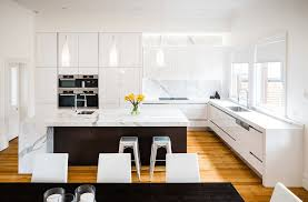 White Kitchen Black Island White Kitchen Ideas To Inspire You Freshome Com