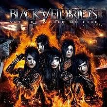 black veil set the world on black veil brides album