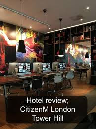 Citizenm Hotels Citizenm Hotel Tower Hill U0026 Tate Britain Hockney Exhibition