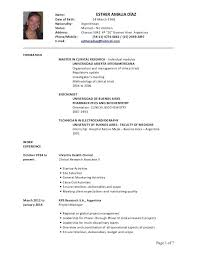 free exles of resumes crc resume resume templates for freshers free sles exles