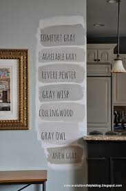 gray owl painted kitchen cabinets benjamin s best selling grays evolution of style