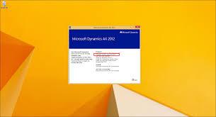 dynamics ax tips install dynamics ax without having real domain