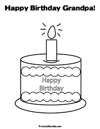 fancy happy birthday grandpa coloring pages 29 for your coloring