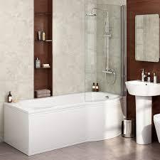 100 p shaped bath and shower screen l shaped baths uk l p shaped bath and shower screen p shaped bathroom suites universalcouncil info