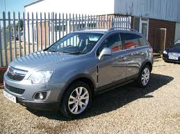 used vauxhall antara cars for sale motors co uk