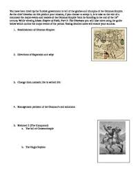 Ottoman Empire Essay Islam Empire Of Faith The Ottomans Part 3 Viewing Guide And Essay