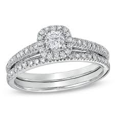wedding ring set zales wedding ring sets mindyourbiz us