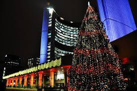 nathan phillips square tree there s more much flickr