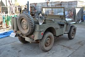 military jeep classic military automotive 1942 willys mb jeep 8000 traded