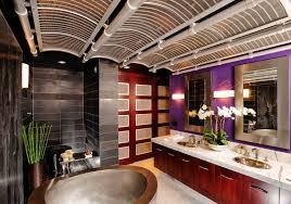 bathroom asian contemporary bathroom by danenberg design
