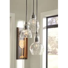 Kitchen Island Light Fixtures by Pendant Lighting You U0027ll Love Wayfair