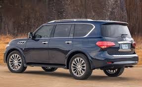 infiniti qx56 rear bumper protector refreshing or revolting 2015 infiniti qx80 motor trend wot