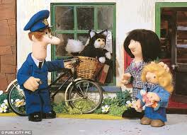 postman pat u0027s voice ken barrie dead aged 73 daily mail