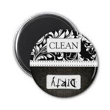 Dirty Clean Dishwasher Magnet 18 Best Clean U0026 Dirty Ideas Images On Pinterest Dishwasher