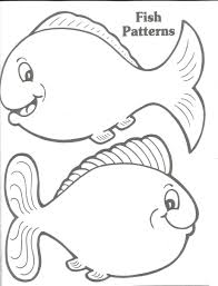 coloring pages printable fish patterns coloring pages for kids