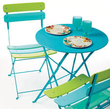 Small Outdoor Table by How To Live Large With A Small Patio Style For Everyone