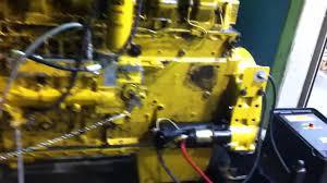 cat 3406b truck engine youtube