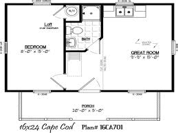 Cabin Layouts Plans by Excellent Design 10 16x32 House Plans Cabin Shell 16 X 36 32 Floor