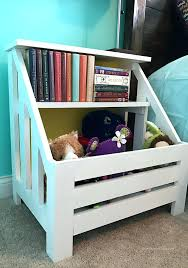 Best 25 Wooden Toy Boxes Ideas On Pinterest White Wooden Toy by Bookcase Small Nursery Bookshelf Best 25 Book Ledge Ideas On