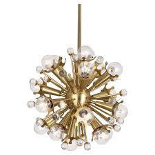 sputnik pendant lamp by robert abbey collectic home