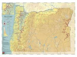Mcminnville Oregon Map by Map Of State Of Oregon American Viticultural Areas