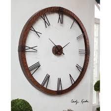 uttermost decorative wall clocks wall clocks decoration