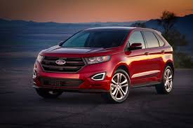 nissan murano vs ford escape 2017 ford edge vs 2017 hyundai santa fe sport compare cars