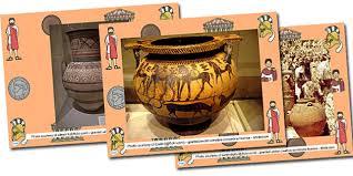 Different Types Of Greek Vases Greek Vase Photo Powerpoint Greek Vases Vases Vases