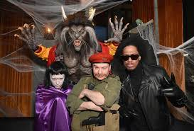 photos heidi klum u0027thrills u0027 at 18th annual halloween party