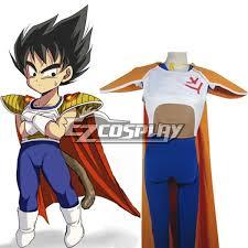 Vegeta Halloween Costume Dragon Ball Super