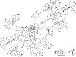 dewalt dw758 parts list and diagram type 1 ereplacementparts com