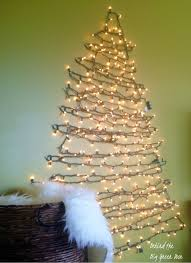 space saving christmas tree ideas for small spaces u0026 apartments