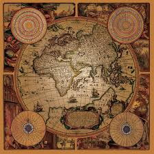 Maps Of The World Com by Historical Map Of The World Cartographica 1