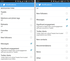 notification settings android how to s annoying mobile notifications