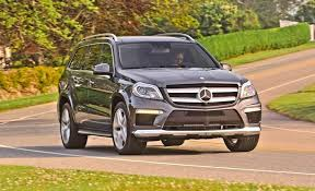 mercedes gl550 2013 mercedes gl550 4matic test review car and driver