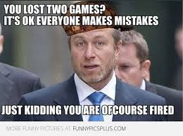 Chelsea Meme - roberto di matteo sacked by chelsea memes funny pictures