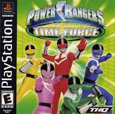 power rangers wild force free psp games download
