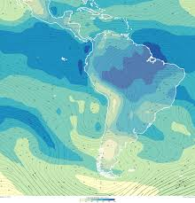 Rainfall Map Usa Flooding In Chile U0027s Atacama Desert After Years U0027 Worth Of Rain In