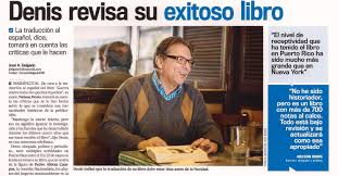 el nuevo dia reports on nelson denis u0027s book war against all