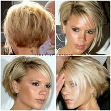 short bob hairstyles 360 degrees short hair front and back victoria beckham short hairstyles