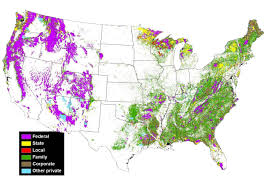 United States Climate Map by Forests Reduce Climate Change