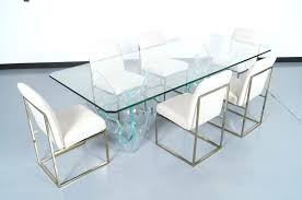 Glass Dining Room Tables With Extensions by Dining Table Glass Dining Room Table Sets Glass Dining Room