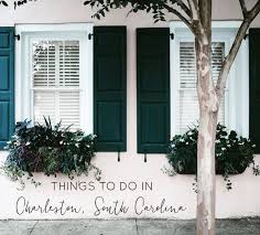 South Carolina travel list images The 25 best charleston things to do ideas south jpg