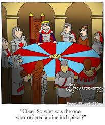 round table pizza mission round table cartoons and comics funny pictures from cartoonstock