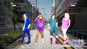 just dance 4 on justdance fc deviantart kagerou project in just dance 2015 by japanyoshi on deviantart