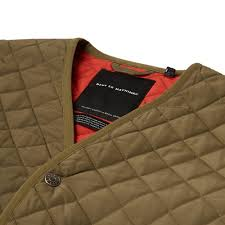 deus ex machina hodge quilted liner jacket mens clothing from