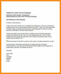 doc 600700 sample recommendation letter job u2013 sample