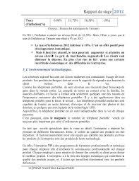 bureau des stages 10 rapport stage 2012