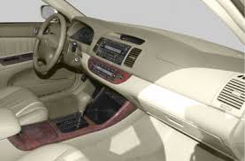 Toyota Interior Colors See 2005 Toyota Camry Color Options Carsdirect